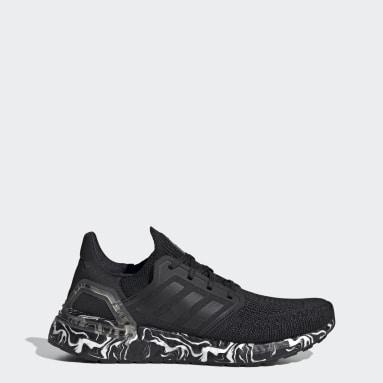 Zapatillas Ultraboost 20 Glam Pack Negro Mujer Running