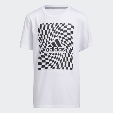 Youth Training White Must Have Tee