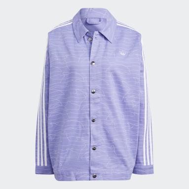 фиолетовый Куртка Fakten