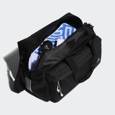 Men Golf Black Duffel Bag