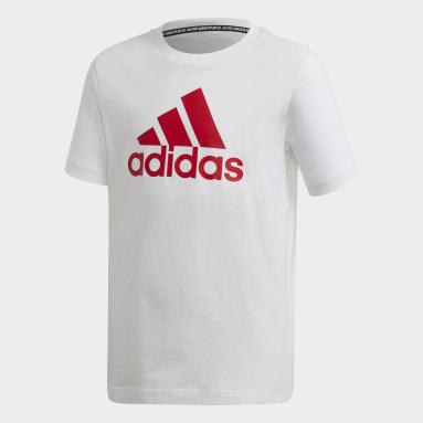 Boys Sportswear Vit Must Haves  Badge of Sport Tee