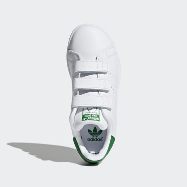 Tênis Stan Smith (UNISSEX) Branco Kids Originals