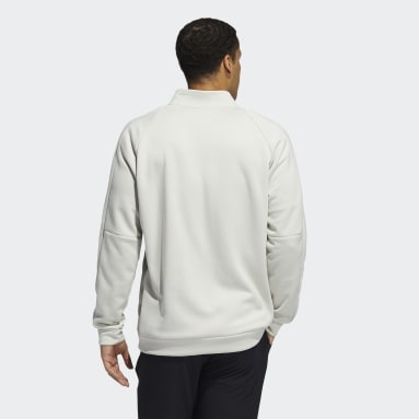 Heren Golf Beige Adicross Sweatshirt