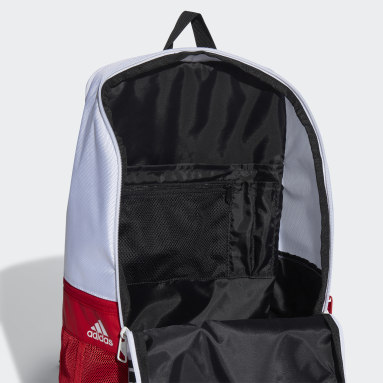 Football White Football Street AEROREADY Backpack