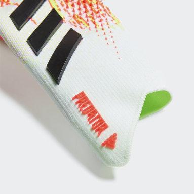 Fotbal bílá Rukavice Predator 20 Pro