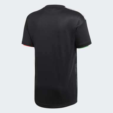 Jersey Uniforme Titular Selección Nacional de México Auténtico Negro Hombre Fútbol
