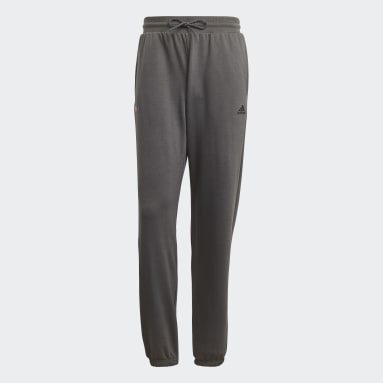 Pantalon Gris Hommes Sportswear