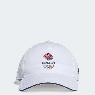 Winter Sports White Team GB Cap