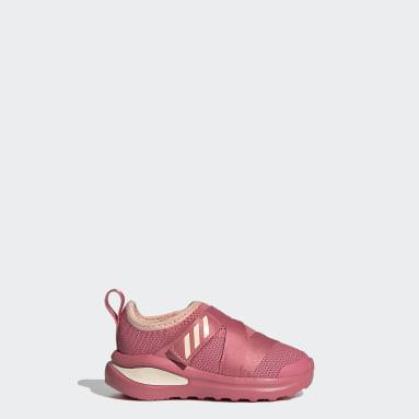 Børn Løb Pink FortaRun X sko