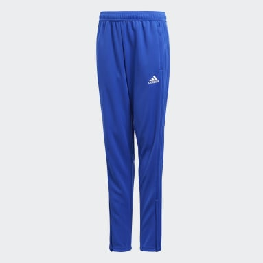 Kids Gym & Training Blue Condivo 18 Training Tracksuit Bottoms