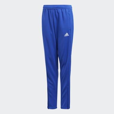 Pantalon d'entraînement Condivo 18 Bleu Enfants Fitness Et Training