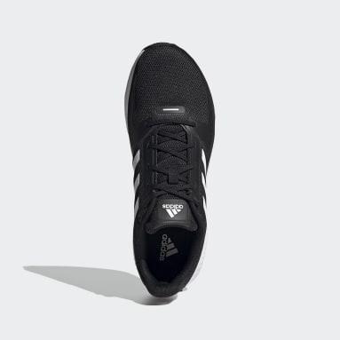 ผู้ชาย วิ่ง สีดำ รองเท้า Run Falcon 2.0