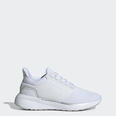 Women Running White EQ19 Run Shoes