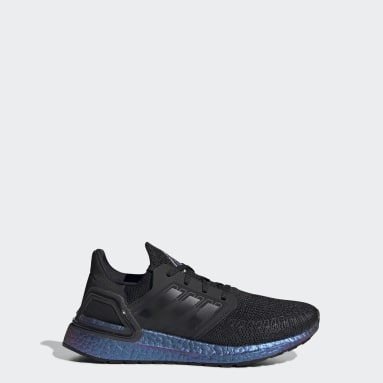 Barn Löpning Svart Ultraboost 20 Shoes