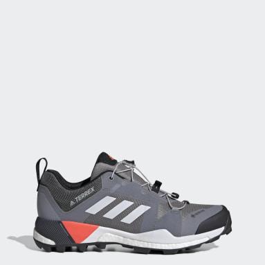 Men TERREX Grey Terrex Skychaser XT GORE-TEX Hiking Shoes