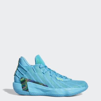 черный Баскетбольные кроссовки Dame 7