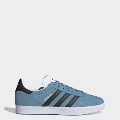 Scarpe Gazelle Blu Originals