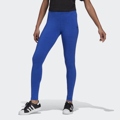 Women's Originals Blue LOUNGEWEAR Tights