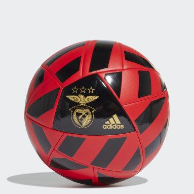 Balón Benfica Rojo Fútbol