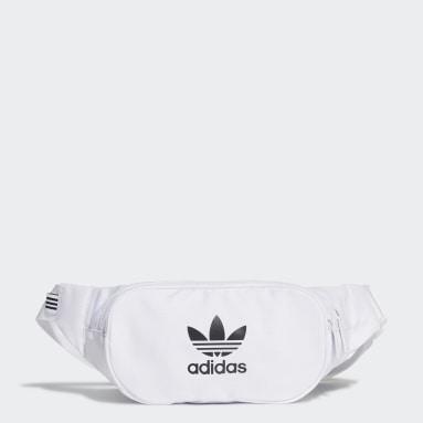 Originals Essential Crossbody Tasche Weiß