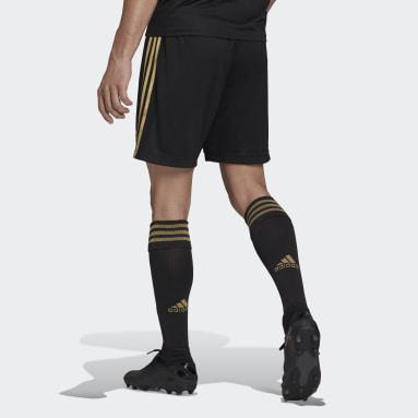 Pantalón corto segunda equipación FC Bayern 21/22 Negro Fútbol