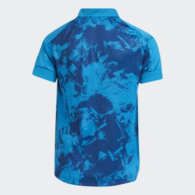 Youth Soccer Blue LA Galaxy 21 PrimeBlue JSY Y