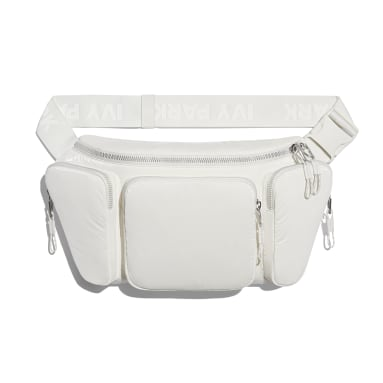 Originals White Oversize Waist Bag