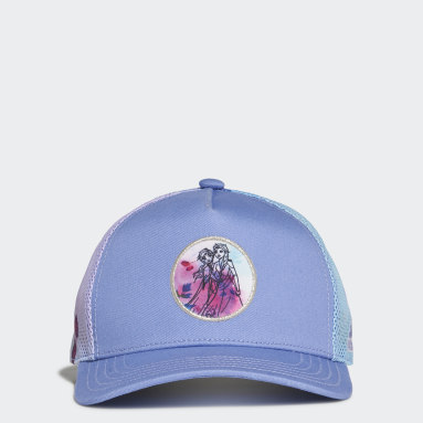 Girls Gym & Träning Lila Frozen Graphic Cap