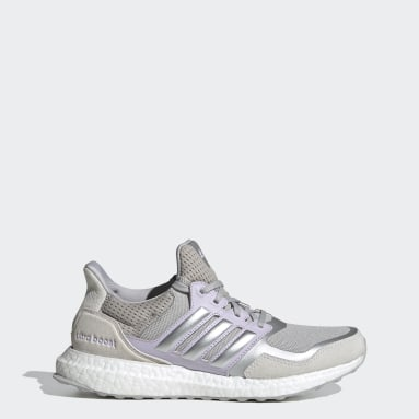 Chaussure Ultraboost DNA S&L gris Femmes Course