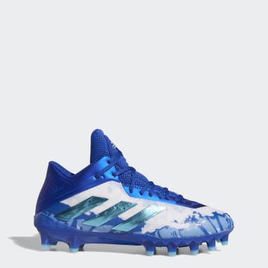 Men's Football Blue Freak 21 Football Cleats