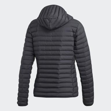 Ženy Mestský Outdoor Siva Bunda Varilite Soft Hooded