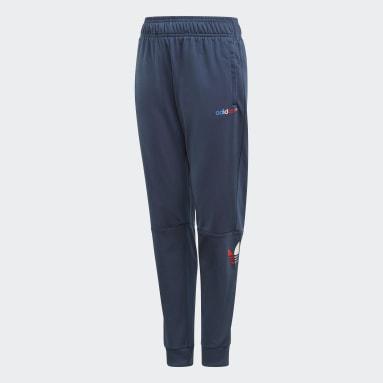 Adicolor Track Pants Niebieski