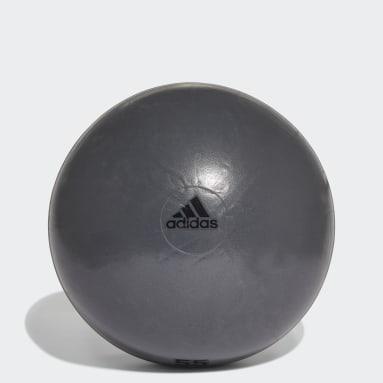 Ballon de gym 55cm Gris Fitness Et Training