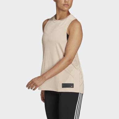 Women Sportswear Pink Parley Mission Kit Run for the Oceans Tank Top