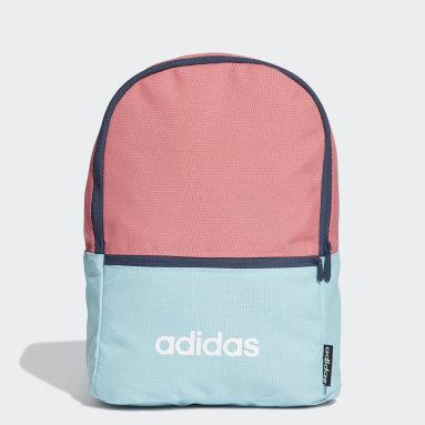 Mochila Clássica Rosa Criança Sportswear