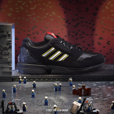 Originals Sort adidas ZX 8000 x LEGO® sko