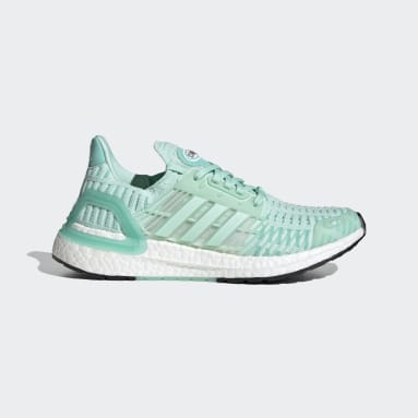 Chaussure Ultraboost DNA_CC1 Turquoise Femmes Running