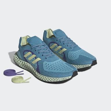 Originals Turquoise ZX RUNNER 4D Schoenen