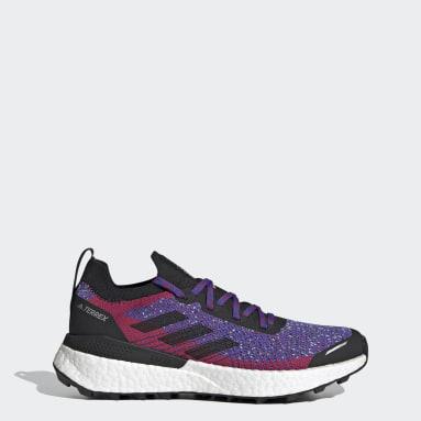 Frauen TERREX TERREX Two Ultra Primeblue Trailrunning-Schuh Rot