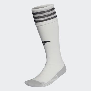 Futbal biela Ponožky Arsenal Away