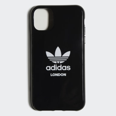 Funda iPhone 11 Snap London Black Negro Originals