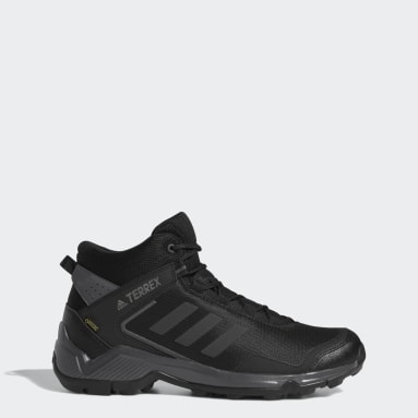 Men TERREX Grey Terrex Eastrail Mid GTX Shoes