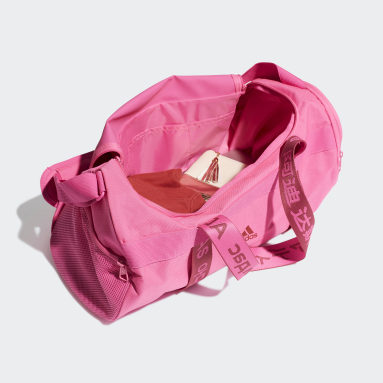 Házená růžová Taška 4ATHLTS Duffel Small
