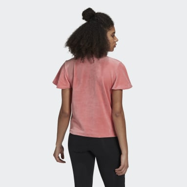 Women Originals Pink Tee