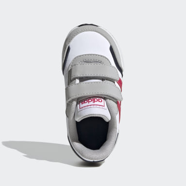 Infant & Toddler Essentials White VS Switch Shoes
