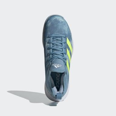 Chaussure de tennis Defiant Generation Multicourt Bleu Tennis