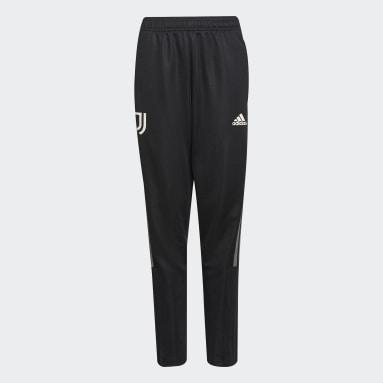 Pantalon d'entraînement Juventus Tiro Noir Enfants Football