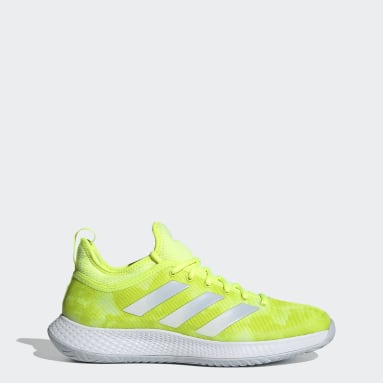 Tennis Yellow Defiant Generation Multicourt Tennis Shoes