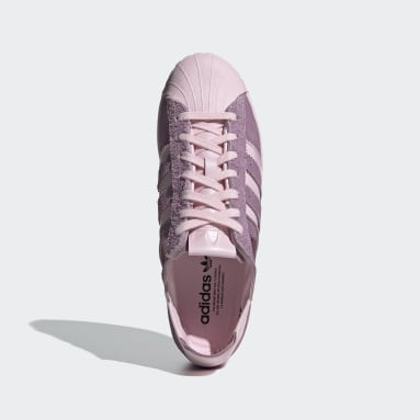 Scarpe Superstar Minimalist Icons Rosa Originals
