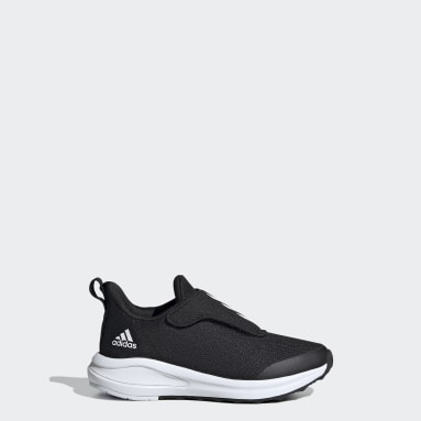 Kids Running Black FortaRun AC Shoes